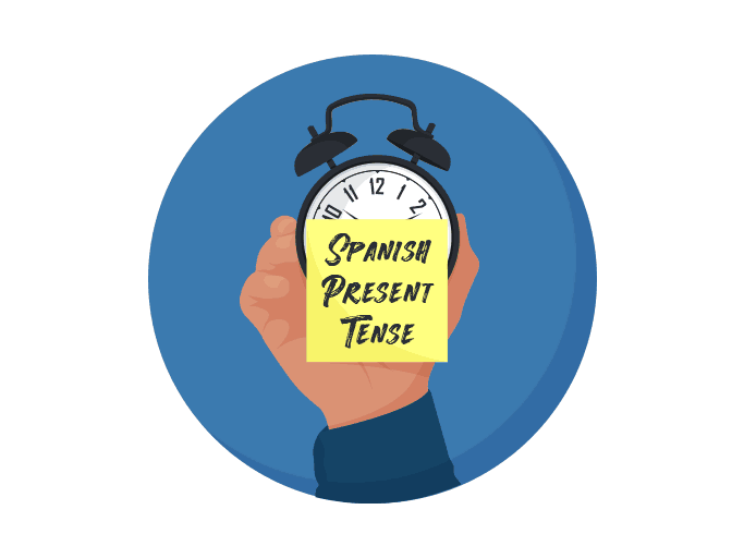 The present tense - Year 7 Spanish (in line with VIVA 1)