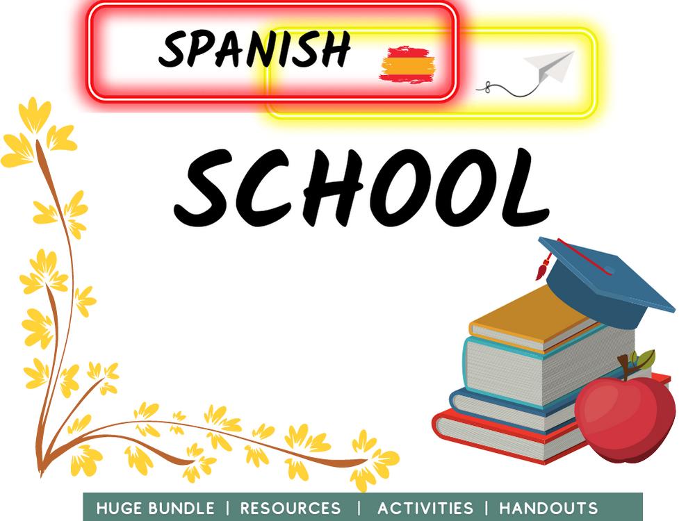 Spanish MFL School and Education