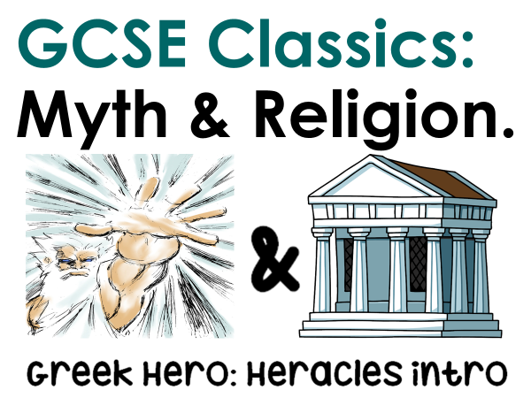 Myth and Religion- Background myth of Heracles