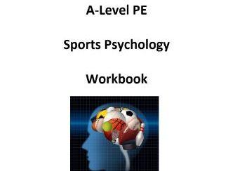 A-Level PE (OCR): Sports Psychology Workbook