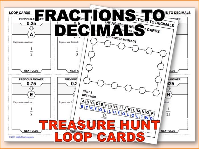 Equivalent fractions decimals and percentages worksheet ks3