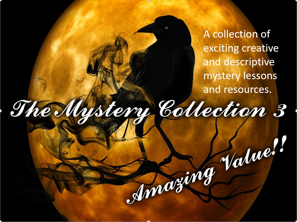 The Mystery Collection 3 - A Collection of Resources on a Mystery Theme