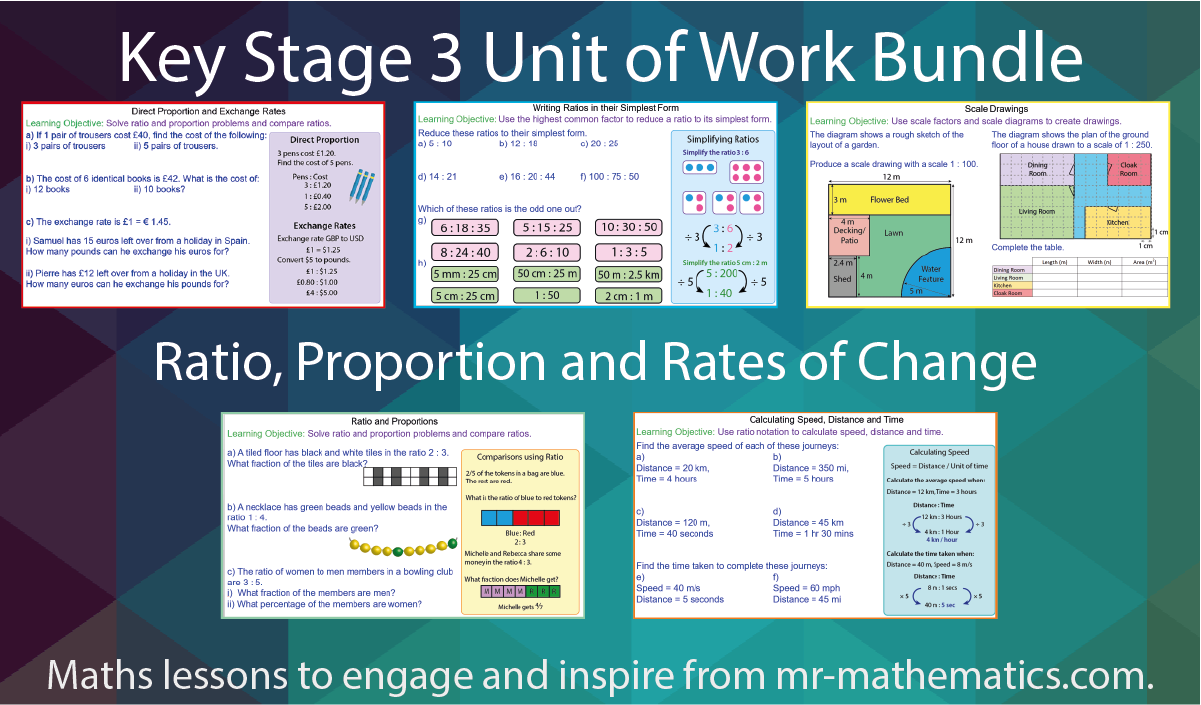 Workbooks » Rate Ratio Proportion Worksheets - Free Printable ...