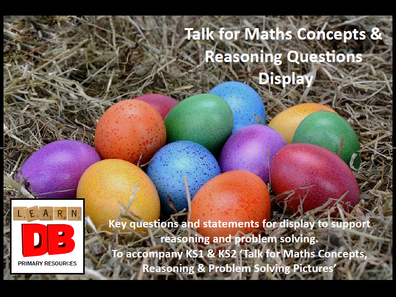 Maths Concept Reasoning Questions/Statements for display