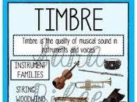 Music SEN session 6 Timbre & Tempo