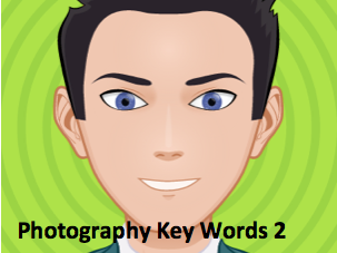 Photography Key Words 2