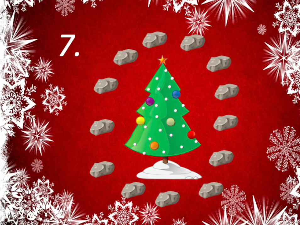Christmas quiz - Video Rounds (Click and Go)