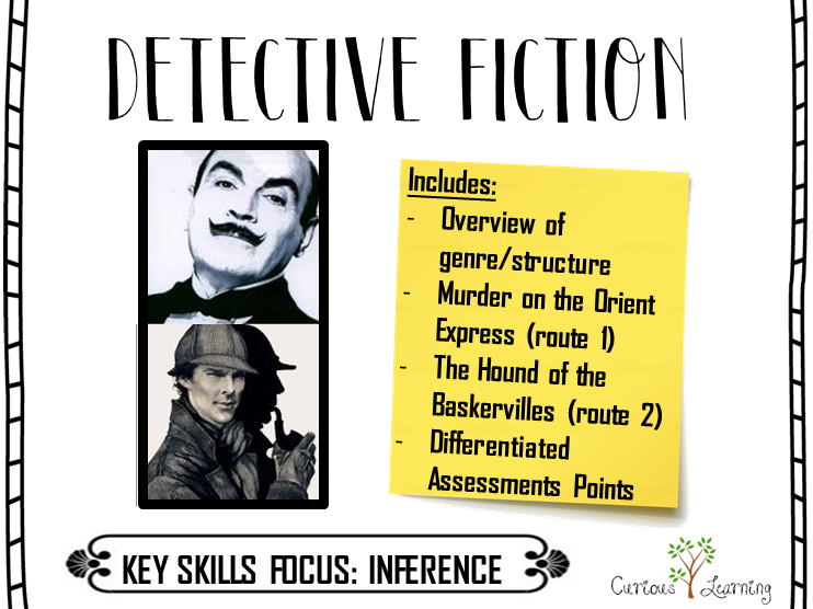 Introduction to Detective Fiction: Murder on the Orient Express / Hound of the Baskervilles