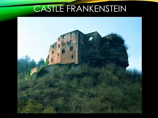 Castle Frankenstein Contextual Information and Activities