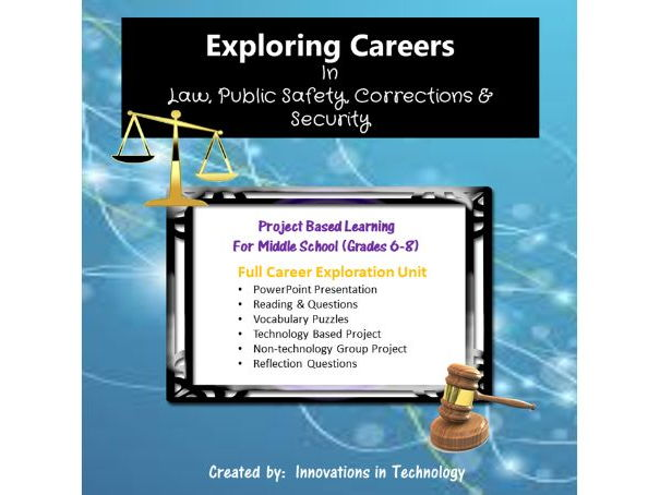 Exploring Careers: Law, Public Safety, Corrections & Security