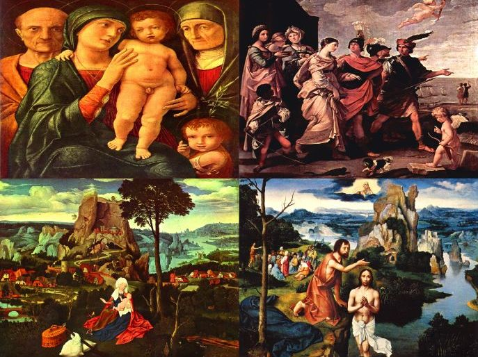Over 900 Religious painting images, Mary, Jesus, Angels