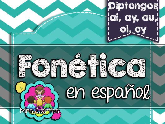 Spanish Phonics Book Set #16: Diptongos ai, ay, oi, oy