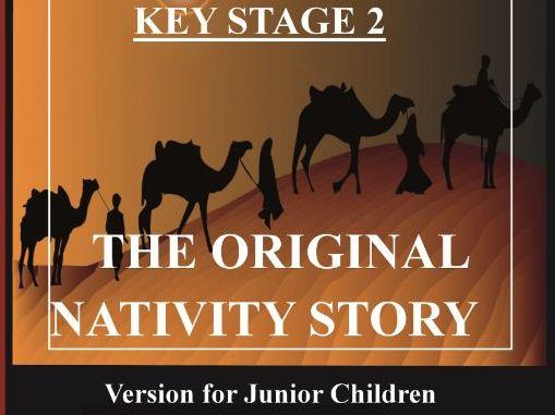 Complete KS2 Musicals – The Original Nativity – JUNIOR VERSION