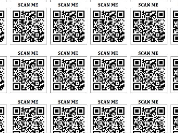 QR CODE - Interactive periodic table