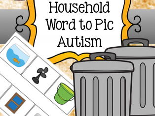 House - Word Picture Matching