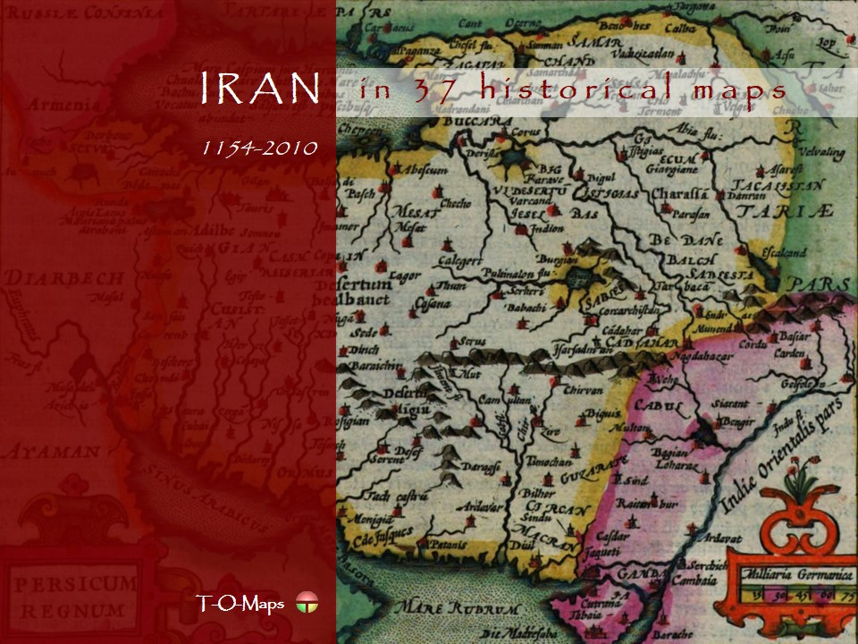 Historical e-Atlas Iran
