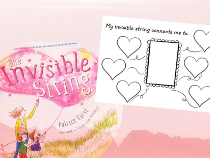 The Invisible String Activity