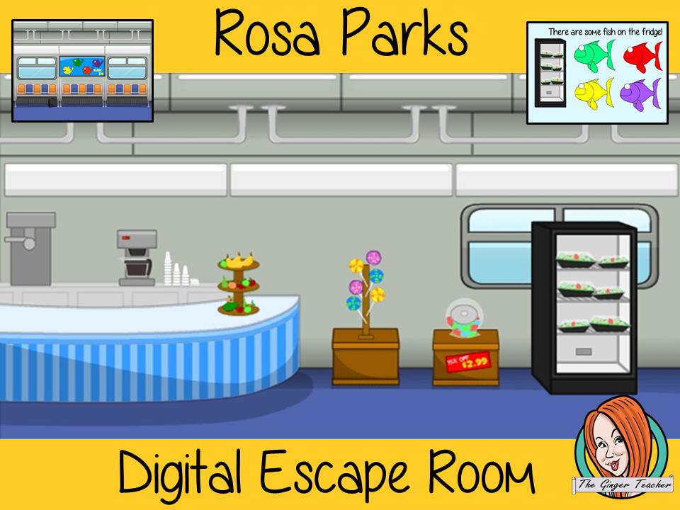 Rosa Parks Escape Room