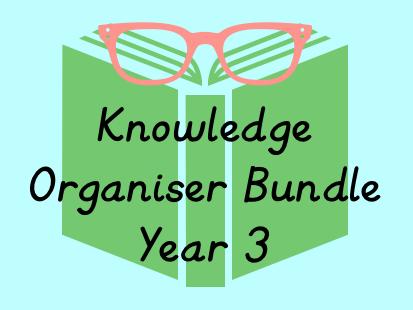 Year 3 Knowledge Organisers