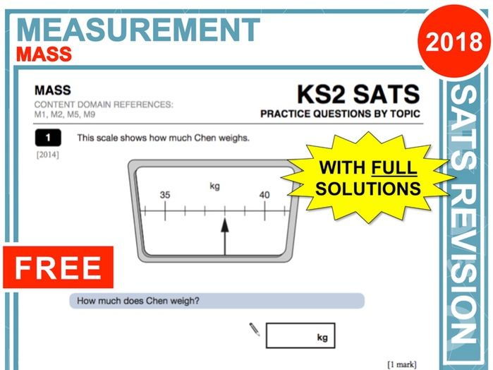 KS2 Maths (Mass)