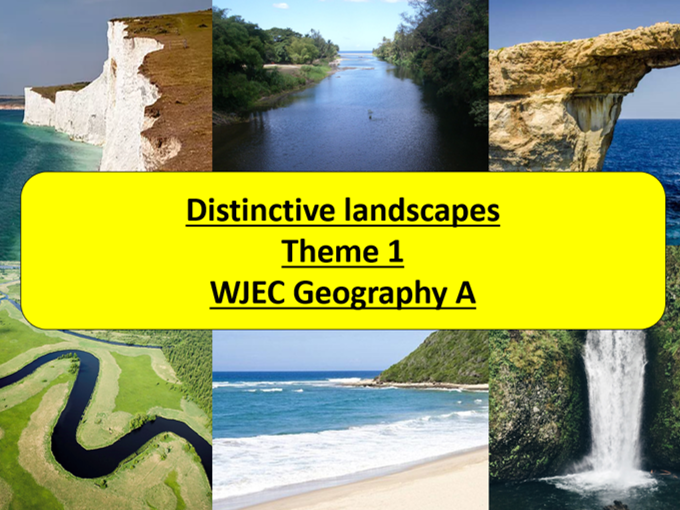 Theme 1 Distinctive landscapes