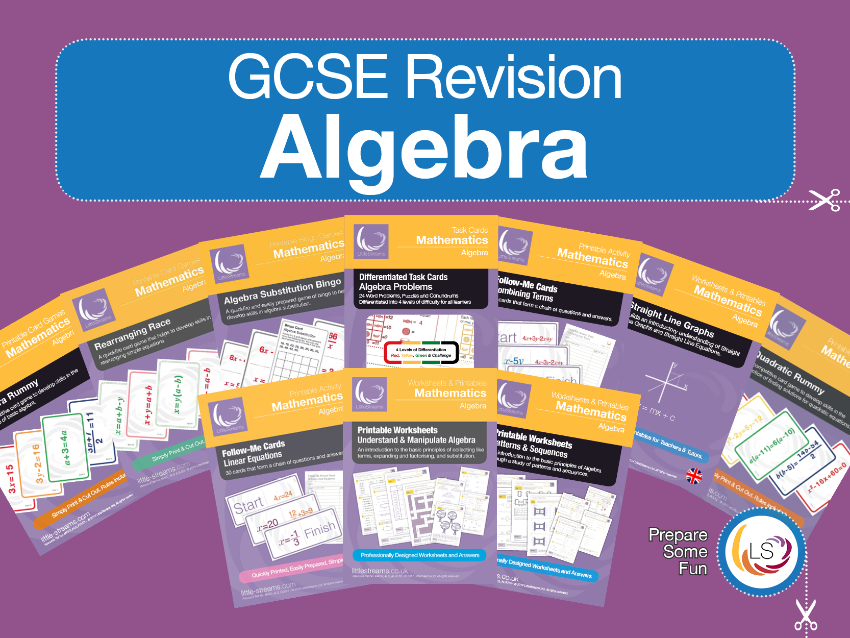 Gcse maths revision resources tes algebra gcse revision resources falaconquin