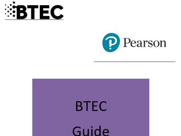 BTEC Guide