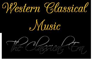 Western Classical Music - The Classical Era