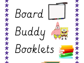 ICT support Poster - B,B,B,Booklet,B