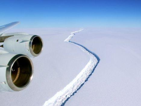Antarctic Iceberg - reading comprehension