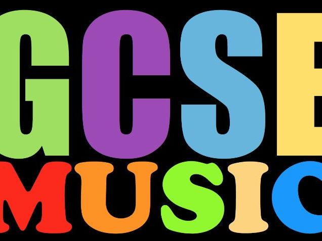 Eduqas GCSE Music Display
