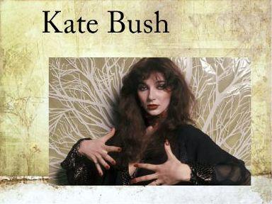 Kate Bush:  Hounds of Love set work