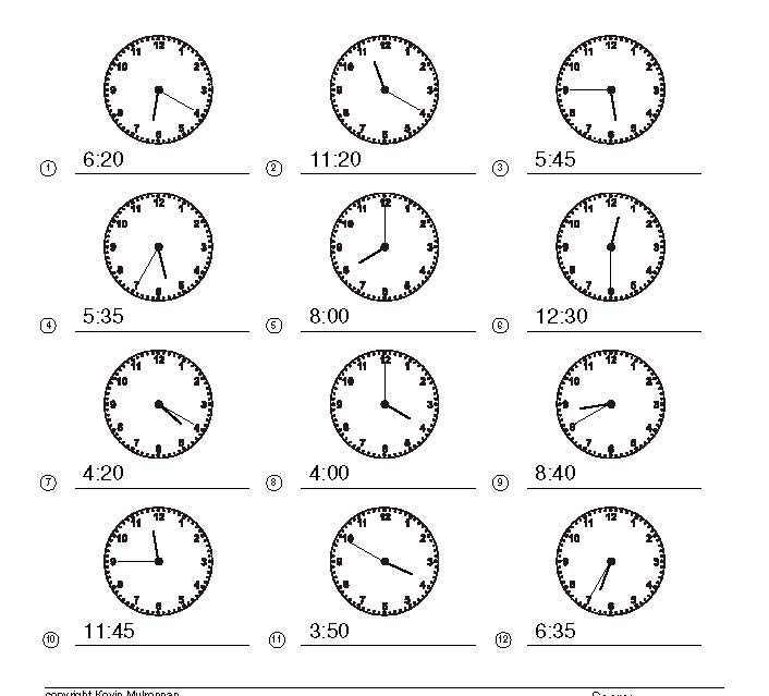Bargain Bundle Time Worksheets Telling the Time and Time Passages