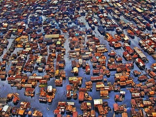 CHALLENGES OF URBANISING WORLD LAGOS
