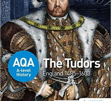 AQA 1C Tudor Society revision table
