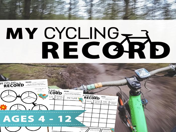 My Cycling Record