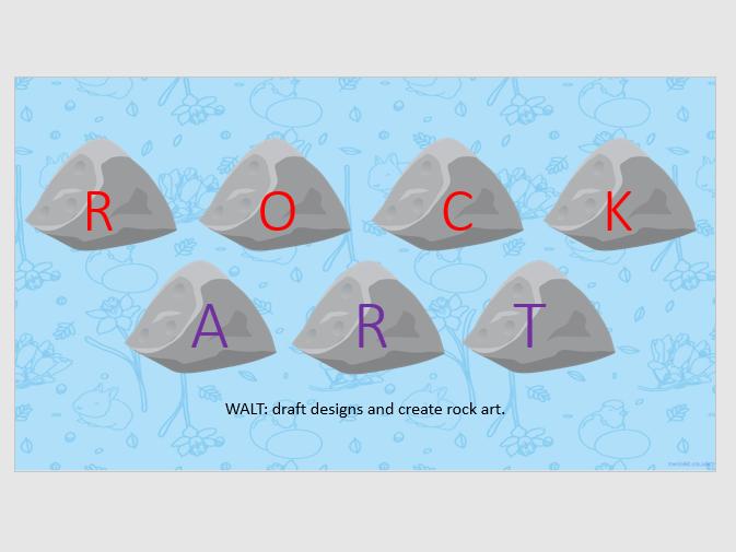 Rock Art PowerPoint