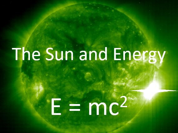 Physics - The Sun and Energy