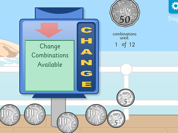 MONEY - Interactive Toolkit (Australian Currency)