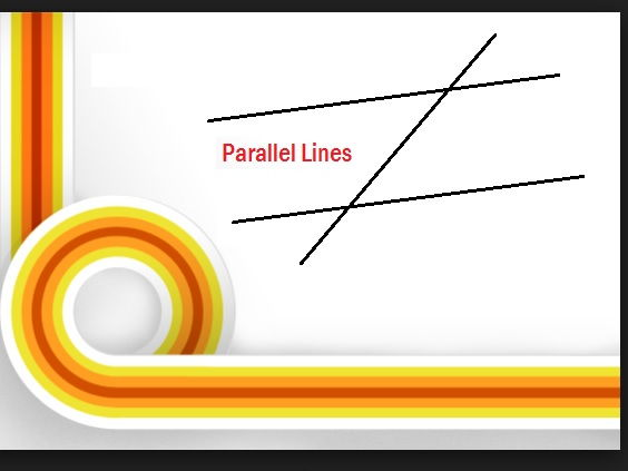 Parallel Lines-Corresponding and Alternate Angles