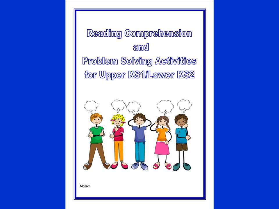 Reading Comprehension/Problem Solving for KS1 and Lower KS2