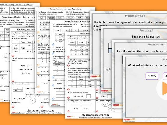 Year 5/6 Mixed Age Autumn Block 2 Step 4 Lesson Pack