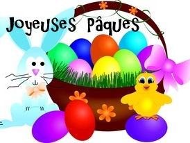 FRENCH ~ EASTER ~ BUNDLE