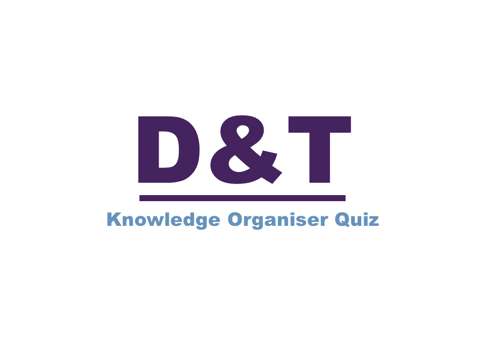 Quiz #5: Products in society