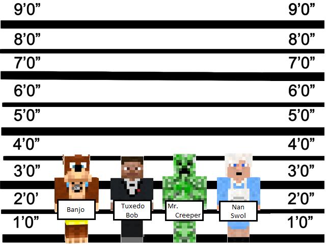 Minecraft Detective Lesson