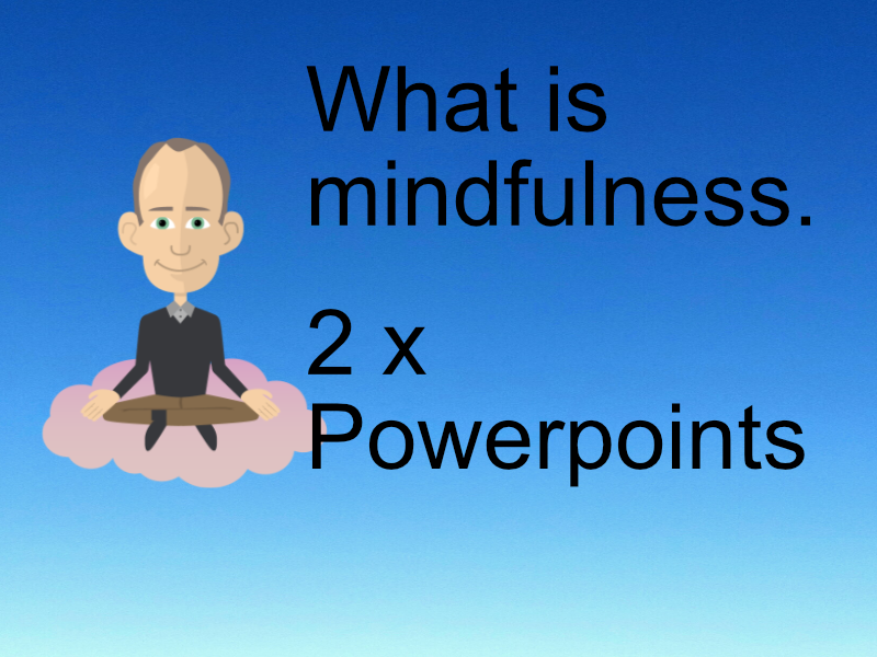 What is mindfulness PPTX