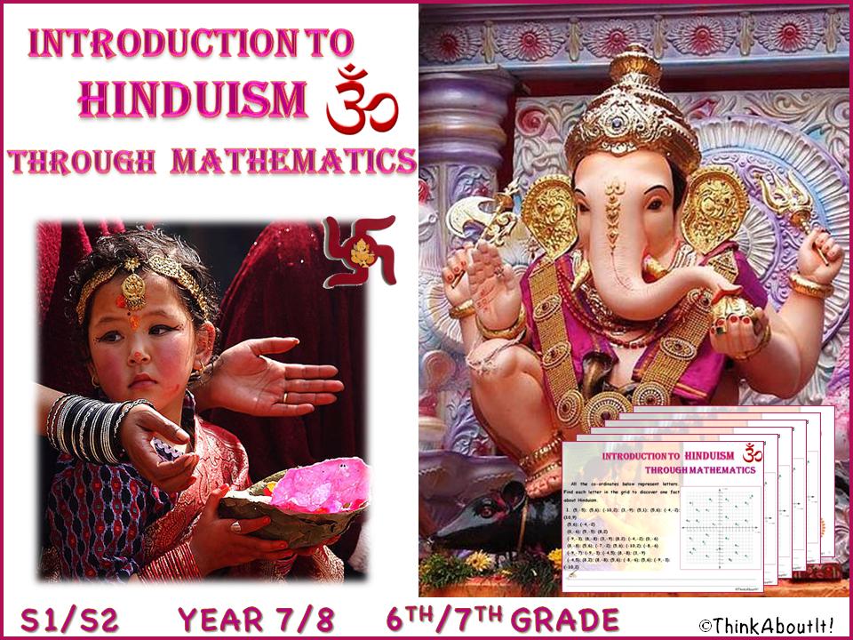 Introduction to Hinduism through Mathematics