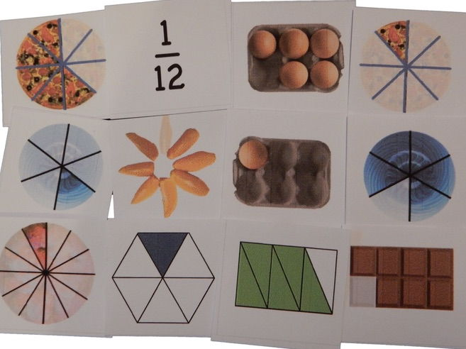 Fraction Ordering Set 2