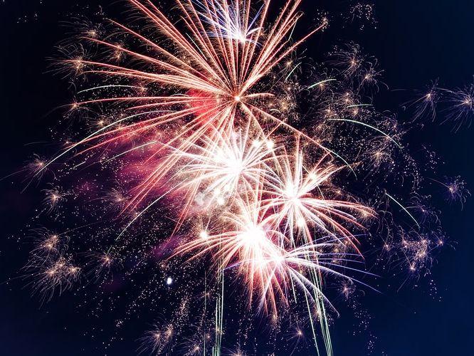 Firework Night - Poem by Enid Mary Blyton