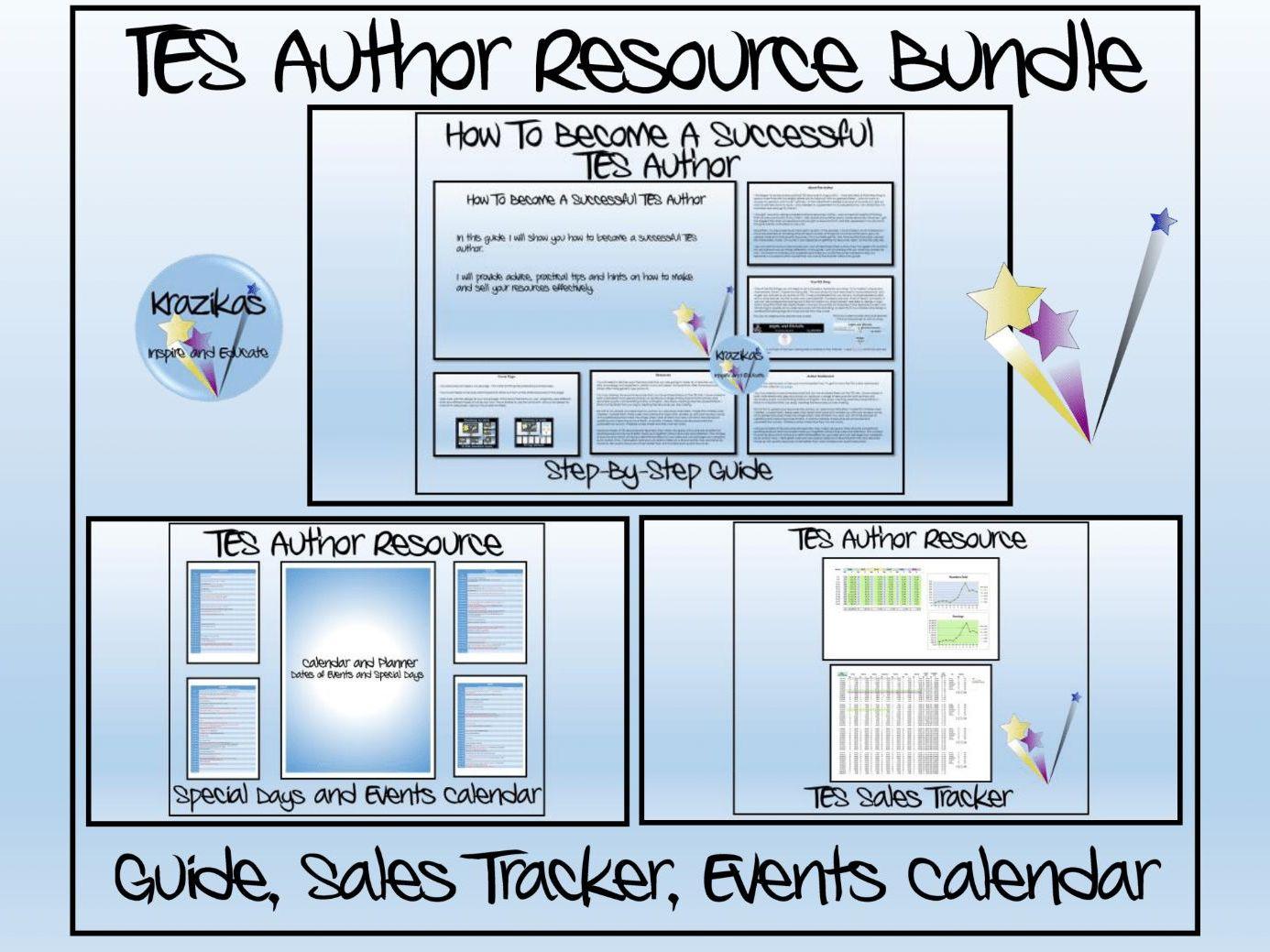 TES Authors Resource Bundle